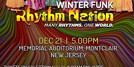 SHIAMAK WINTER FUNK 2019 - Rhythm Nation -Many Rhythms - One World tickets