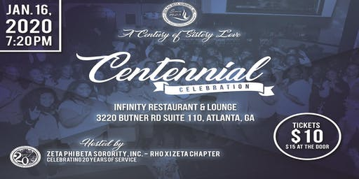 Rho Xi Zeta's 2020 Founders' Day Celebration