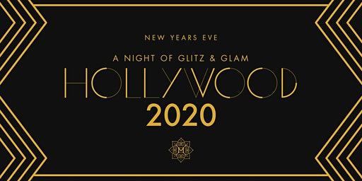 NYE 2020 - Hollywood Nights