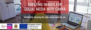 Creating images for Social Media with Canva | Tuesday...