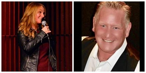 Comedy Night with Jody Sloane and Rob Steen