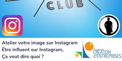 Atelier votre image sur Instagram
