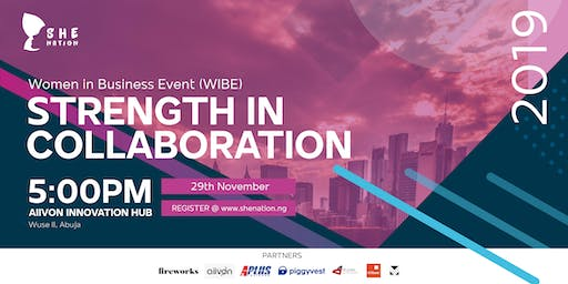 Women In Business Event (WIBE)