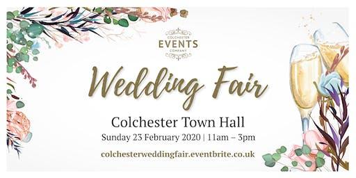 Colchester Town Hall Wedding Fair