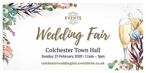 Colchester Town Hall Wedding Fair