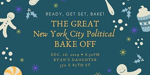 The Great New York City Political Bake Off