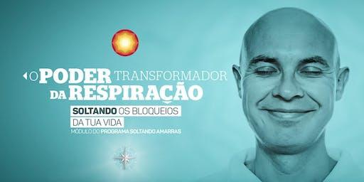O PODER TRANSFORMADOR DA RESPIRAÇÃO/ Ribeirão Preto-SP/ Brasil