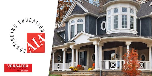 PVC 101 - The Benefits & Uses of Cellular PVC Trim  -Lunch & Learn