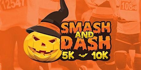 2020 Pumpkin Smash and Dash 5K/10K tickets