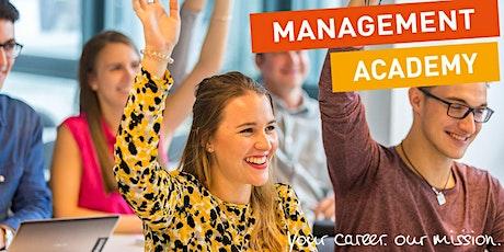 EMS Management Academy Frühjahr 2020 Tickets