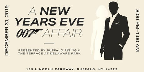 A New Years Eve 007 Affair tickets
