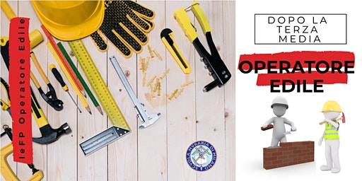 OPEN DAY OPERATORE EDILE