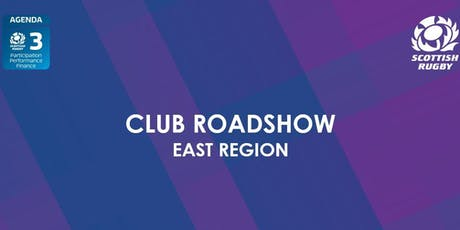 East Roadshow - Melrose RFC (Greenyards) tickets