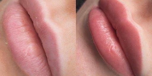 Lip Blush and Lash Enhancement Course