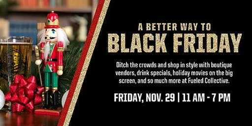 Black Friday Shopping & Kickoff to the Holiday Party