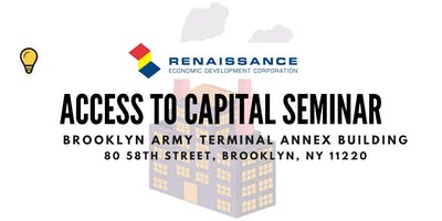 Access to Capital Seminar for Small Businesses