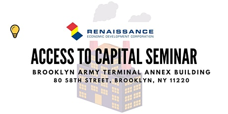 Access to Capital Seminar for Small Businesses tickets