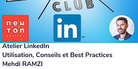 Atelier LinkedIn - billets