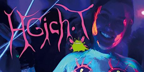 """HGich.T + Acid Aftershow /// """"Jeder ist eine Schmetterlingin"""" Tour Tickets"""