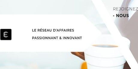 """Epicure Affaires, les Jeudi """"Entrepreneurs"""" tickets"""
