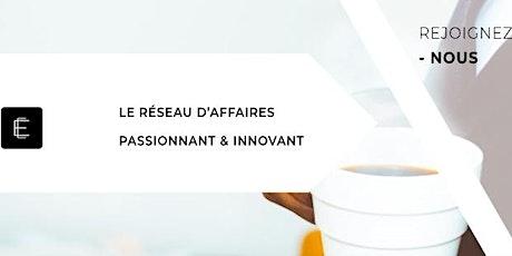 """Epicure Affaires, les Jeudi """"Entrepreneurs"""" billets"""
