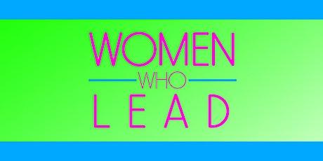 Women Who Lead Breakfast tickets