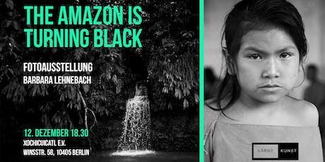 The Amazonas is Turning Black Tickets