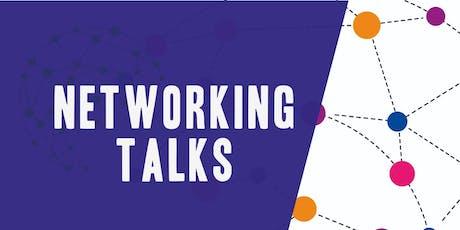 Networking Talks - Criação de Conteúdos Digitais bilhetes