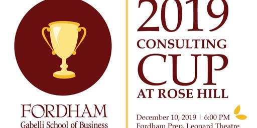 Fall 2019 Consulting Cup (Rose Hill Campus)