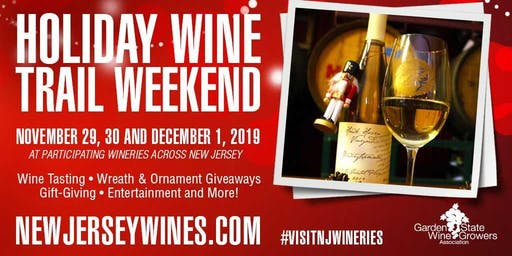 Holiday Wine Trail at Coda Rossa Winery - SATURDAY