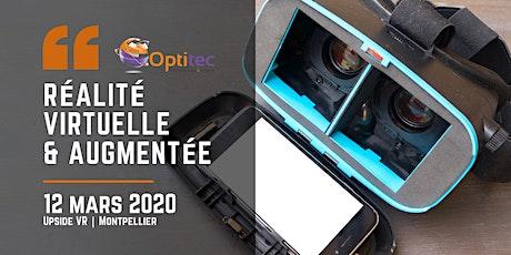 Journée thématique réalité virtuelle & augmentée - Montpellier billets
