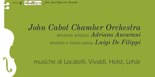 Concerto con Luigi De Filippi