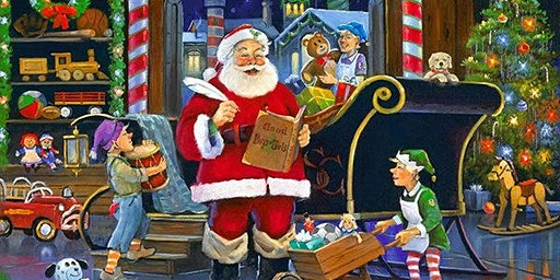 Santa's Workshop & Christmas Party