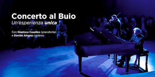 Concerto al Buio - con Gianluca Casalino e Davide Alogna