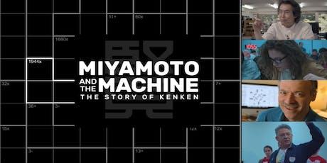 Film Screening - Miyamoto and The Machine: The Story of KenKen tickets
