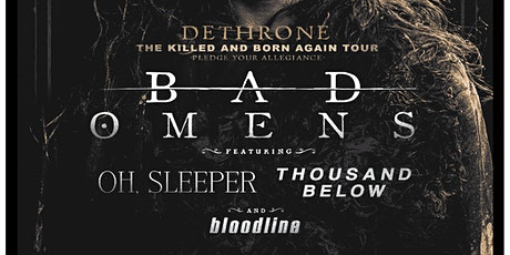 Bad Omens - The Killed And Born Again Tour tickets