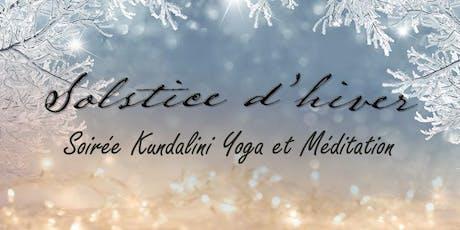 Célébration - Solstice d'hiver -20 décembre 2019 billets