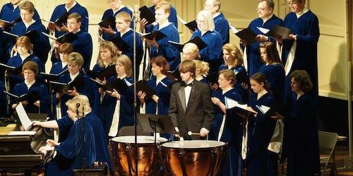 """Christmas Festival Concert — """"Where Shepherds Knelt"""""""