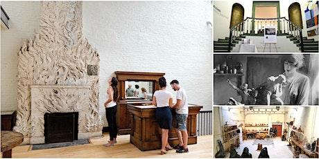 Inside Gertrude Vanderbilt Whitney's Studio, Original Whitney Museum tickets