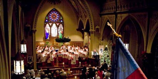 Christmas Service of Nine Lessons and Carols