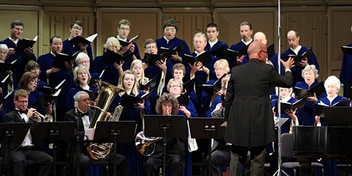 "Spring Concert — ""Glory and Honor"""