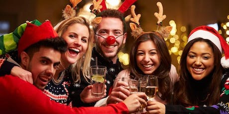 Downtown Leesburg SantaCon / Candy Cane Crawl tickets