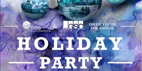 SES Holiday Party! tickets