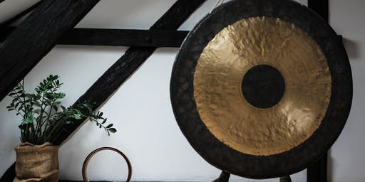 Gong Sound Bath - Oxford