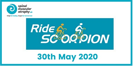 SMA UK Ride Scorpion 2020 tickets