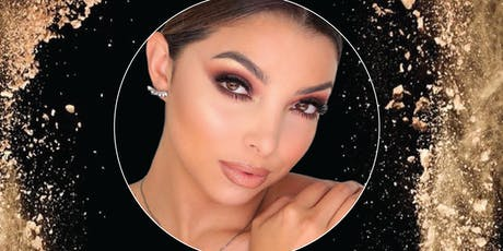 @KamilaBravo Makeup Masterclass tickets