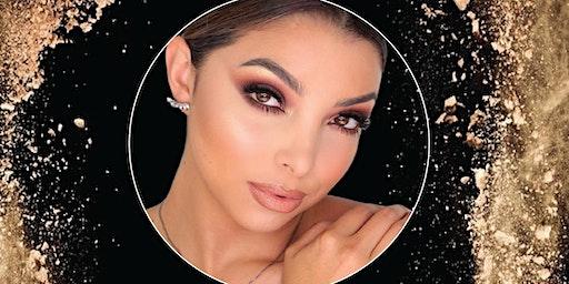 @KamilaBravo Makeup Masterclass