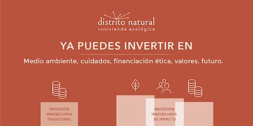 Presentación Distrito Natural - Inversión inmobiliaria de impacto