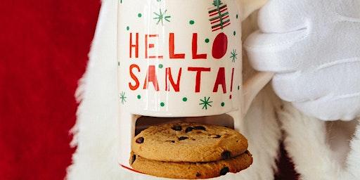 Desserts with Santa