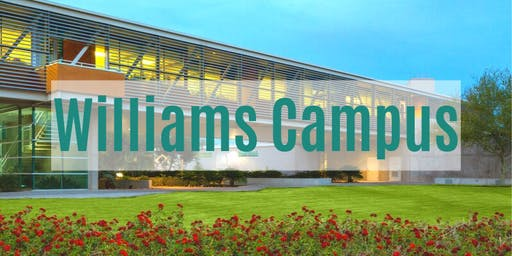 Williams Campus Coyote Kickoff, Monday 12/02/19 2:00-4:00 PM